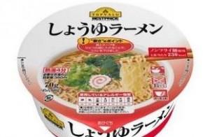 PBのカップ麺