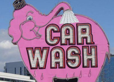 洗車代を節約するなら洗車機がおすすめ!GS選びがポイント