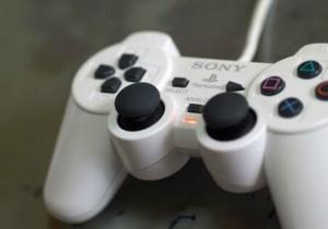 ゲームのコントローラ-
