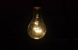 昔ながらの電球
