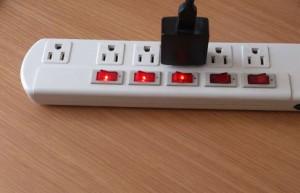 節電タップ