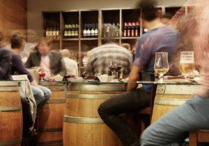 ビールの本場の酒場
