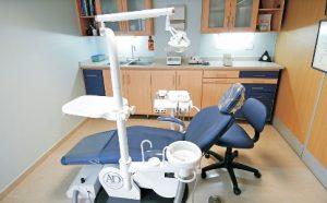 歯医者さんの設備