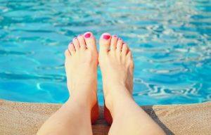 足の指回し運動の効果が凄い!血流、リンパに脳トレ効果まで