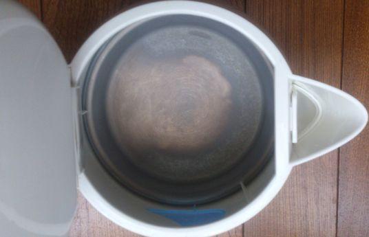 電気ケトルをクエン酸で簡単洗浄!節約効果も抜群!