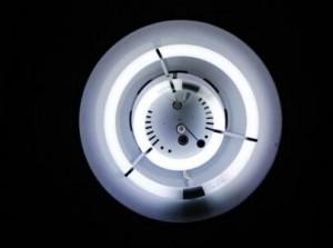 丸型の蛍光灯