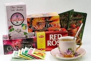 様々な紅茶