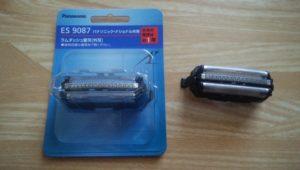 電気シェーバーの替え刃