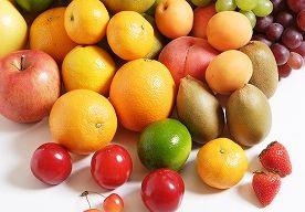 様々なフルーツ