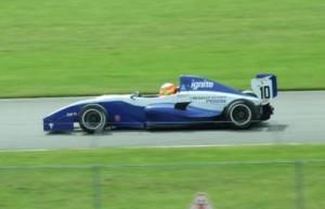 F1のレース