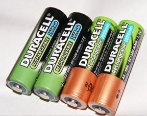 安そうな単三電池