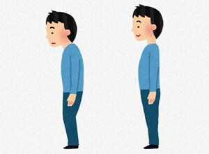 姿勢を良くすることの効果が凄い!猫背のデメリットを意識しよう
