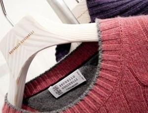 カシミヤのセーター