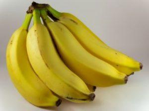 肉厚なバナナ