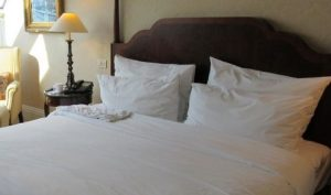 ホテルのわた素材の枕