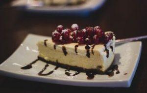 甘そうなケーキ