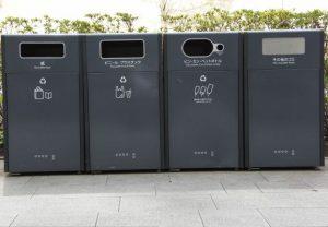 様々なゴミ箱