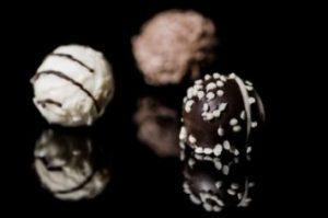 高級そうなチョコレート