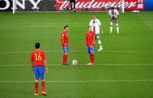 身長の低い一流サッカー選手