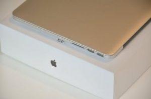 アップルのマークの箱