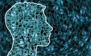 足裏を意識している脳の様子