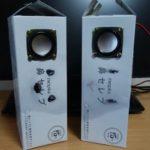 鼻セレブの箱+ダイソースピーカーで純セレブスピーカーを作ってみた
