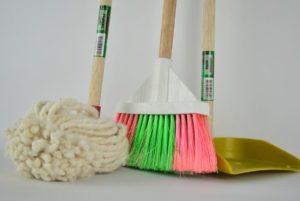大掃除のコツは年末前に終わらせてしまうこと!