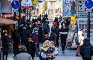 地元の名店が建ち並ぶ商店街