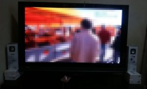 純セレブスピーカーをテレビに装着したら世界が一変した!